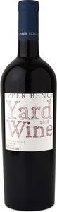 Upper Bench Yard Wine 2018, Okanagan Valley Bottle