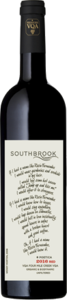 Southbrook Poetica Red 2016, VQA Four Mile Creek Bottle