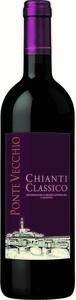 Ponte Vecchio Chianti Classico 2018, Docg Chianti Classico Bottle
