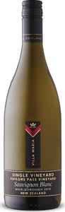 Villa Maria Taylors Pass Single Vineyard Sauvignon Blanc 2019, Sustainable, Marlborough, South Island Bottle