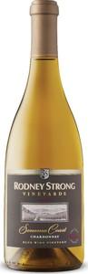 Rodney Strong Sonoma Coast Chardonnay 2016, Sonoma Coast Bottle