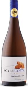 Koyle Costa Cuarzo Sauvignon Blanc 2019, Paredones, Colchagua Costa Bottle