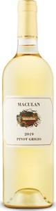 Maculan Pinot Grigio 2019, Igt Veneto Bottle