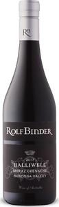 Rolf Binder Halliwell Shiraz/Grenache 2017, Barossa Valley, South Australia Bottle