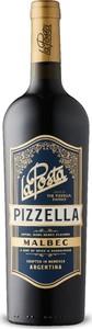 La Posta Pizzella Family Malbec 2019, Mendoza Bottle