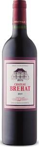 Château Bréhat 2015, Ac Côtes De Castillon Bottle