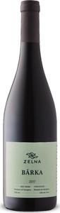 Zelna Bárka Vörös Cuvée 2017, Hungary Bottle