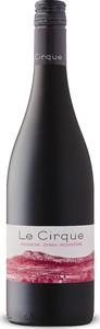 Le Cirque Grenache Noir/Carignan/Syrah 2019, Igp Côtes Catalanes Bottle