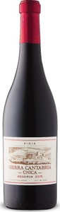 Sierra Cantabria Reserva Única 2015, Doca Rioja Bottle