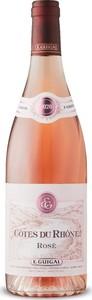 E. Guigal Côtes Du Rhône Rosé 2020, Ac Cotes Du Rhone  Bottle
