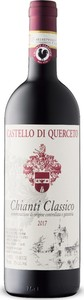 Castello Di Querceto Chianti Classico 2017, Docg Chianti Classico Bottle