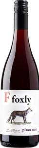 Foxly Pinot Noir 2018, Okanagan Valley Bottle