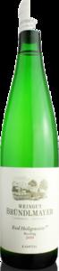 Bründlmayer Riesling Ried Zöbinger Heiligenstein 2019, Kamptal Dac Bottle