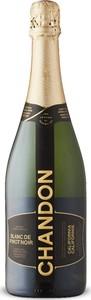 Domaine Chandon Blanc De Noirs Sparkling, Traditional Method, California Bottle