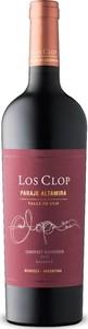 Los Clop Reserva Cabernet Sauvignon 2015, Paraje Altamira, Uco Valley, Mendoza Bottle
