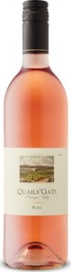 Quails' Gate Rosé 2020, BC VQA Okanagan Valley Bottle