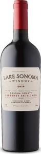 Lake Sonoma Winery Cabernet Sauvignon 2018, Sonoma County Bottle