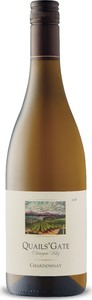 Quails' Gate Chardonnay 2019, BC VQA Okanagan Valley Bottle