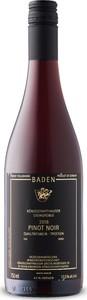 Königschaffhauser Steingrüble Trocken Pinot Noir 2018 Bottle