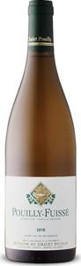 Domaine Du Chalet Pouilly Pouilly Fuissé 2018, Ac Bottle