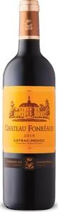 Château Fonréaud 2015, Ac Listrac Médoc Bottle
