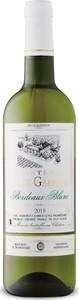 Château Haut Garriga Bordeaux Blanc 2019, Ac Bottle