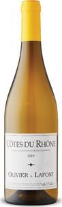 Olivier & Lafont Côtes Du Rhône 2019, Ac Bottle