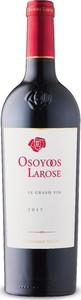 Osoyoos Larose Le Grand Vin 2017, BC VQA Okanagan Valley Bottle