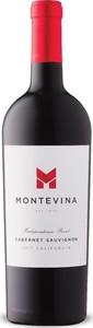 Montevina Independence Point Cabernet Sauvignon 2017, California Bottle