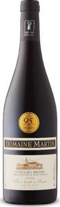 Domaine Martin Côtes Du Rhône 2018, Ap Bottle