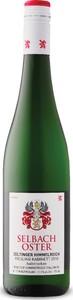 Selbach Oster Zeltinger Himmelreich Riesling Kabinett Halbtrocken 2018 Bottle