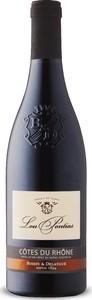 Boissy & Delaygue Lou Pontias 2016, Ac Côtes Du Rhône Bottle