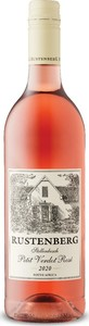 Rustenberg Petit Verdot Rosé 2020, Wo Stellenbosch Bottle