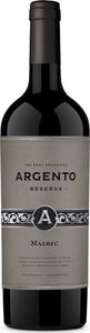 Argento Reserva Malbec 2018 Bottle