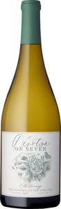 On Seven Estate Winery The Devotion On Seven Chardonnay 2018, VQA Niagara On The Lake Bottle