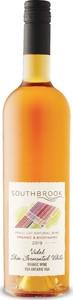 Southbrook Vidal Skin Fermented White Orange Wine 2019, VQA Ontario Bottle