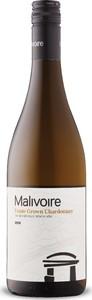 Malivoire Estate Grown Chardonnay 2019, VQA Beamsville Bench Bottle