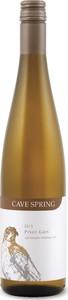 Cave Spring Vineyard Pinot Gris 2019, VQA Beamsville Bench Bottle