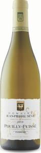 Domaine Jean Pierre Sève Terroir Pouilly Fuissé 2019, A.C. Bottle