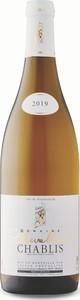 Domaine Chevallier Chablis 2019, A.C. Bottle