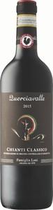 Losi Querciavalle Chianti Classico 2015, D.O.C.G. Bottle
