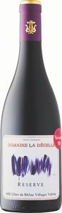 Domaine La Décelle Réserve Valréas 2017, Ac Côtes Du Rhône Villages, Rhône, France Bottle