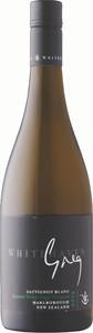 Whitehaven Greg Reserve Sauvignon Blanc 2019, Vegan, Awatere Valley, Marlborough, South Island Bottle