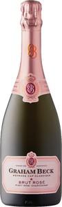 Graham Beck Méthode Cap Classique Brut Sparkling Rosé Pinot Noir/Chardonnay, Wo Bottle