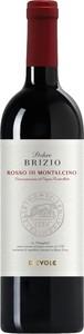 Podere Brizio Rosso Di Montalcino 2016, Doc Bottle