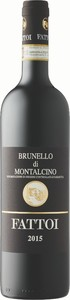 Fattoi Brunello Di Montalcino 2015, Docg Bottle