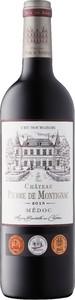 Château Pierre De Montignac 2015, Cru Bourgeois, Ap Médoc Bottle