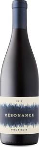 Résonance Pinot Noir 2015, Willamette Valley Bottle