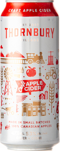 Thornbury Apple Cider (473ml) Bottle