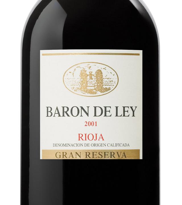 baron de ley gran reserva 1998 expert wine ratings and. Black Bedroom Furniture Sets. Home Design Ideas